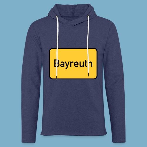 Bayreuth - Leichtes Kapuzensweatshirt Unisex