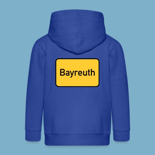 Bayreuth - Kinder Premium Kapuzenjacke