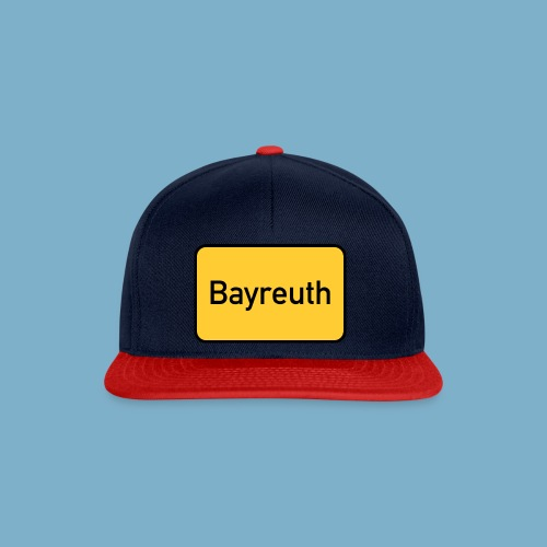 Bayreuth - Snapback Cap