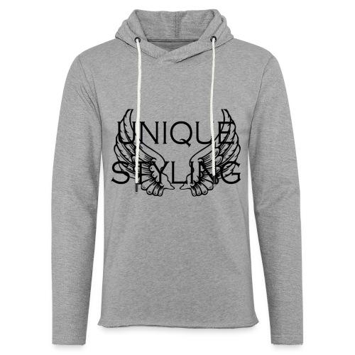 Official Unique Styling Female T-Shirt - Light Unisex Sweatshirt Hoodie