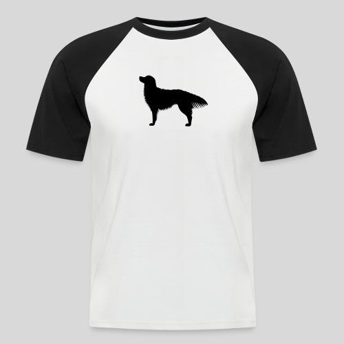Toller Rüde - Männer Baseball-T-Shirt