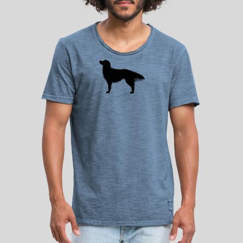 Toller Rüde - Männer Vintage T-Shirt