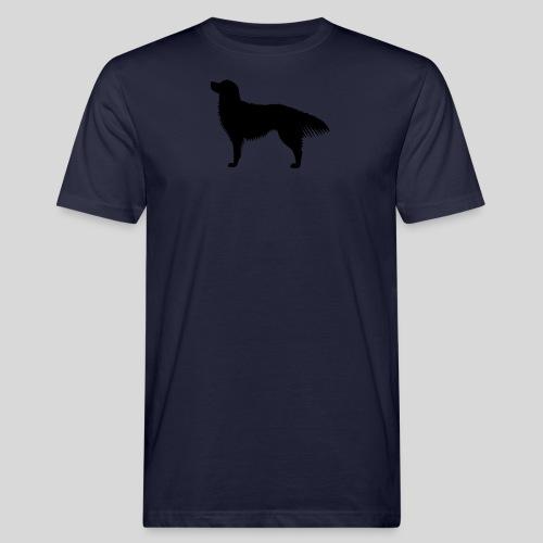 Toller Rüde - Männer Bio-T-Shirt
