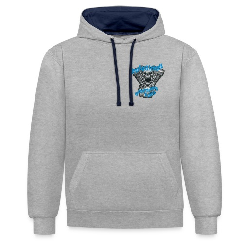 Wintertreffen Shirt - Kontrast-Hoodie