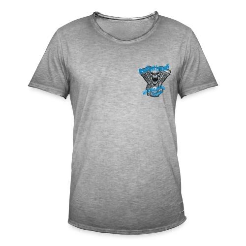 Wintertreffen Shirt - Männer Vintage T-Shirt