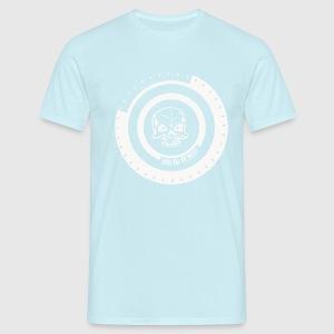 LIVING ON THE EDGE - Herre-T-shirt