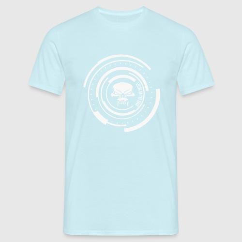 LIVING ON THE EDGE II - Herre-T-shirt