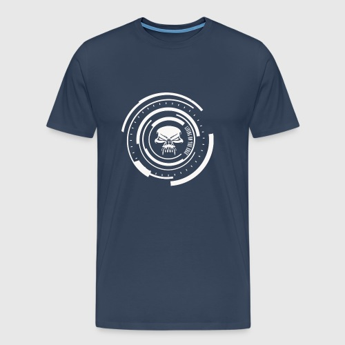 LIVING ON THE EDGE II - Herre premium T-shirt