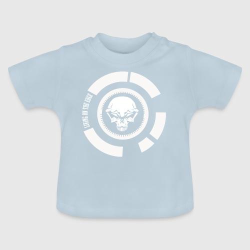 LIVING ON THE EDGE III - Baby T-shirt