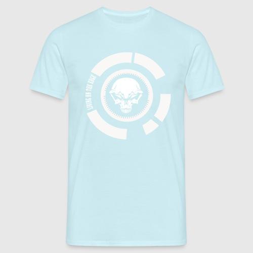 LIVING ON THE EDGE III - Herre-T-shirt