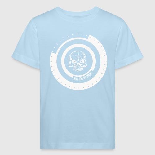 LIVING ON THE EDGE IIII - Organic børne shirt