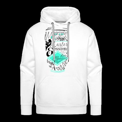 Cap _MVSessions - Mannen Premium hoodie