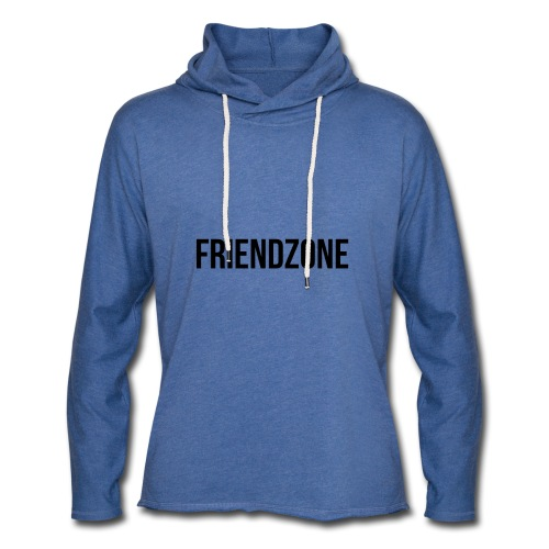 Friendzone - Sweat-shirt à capuche léger unisexe