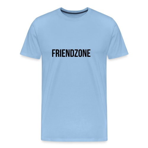 Friendzone - T-shirt Premium Homme