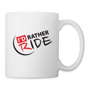 I'd Rather Ride Termo - For Hot Drinks - Mug