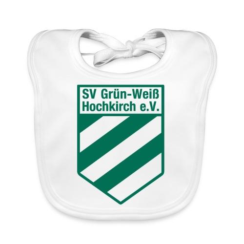 Buttons mit Logo der GWH! - Baby Bio-Lätzchen
