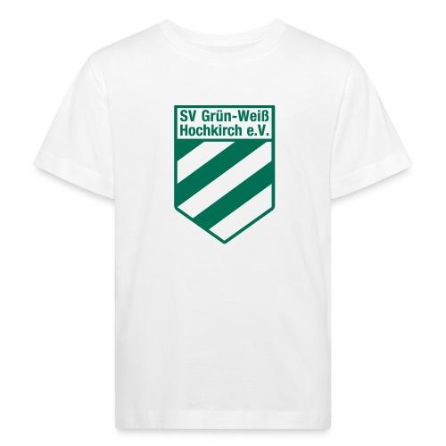 Buttons mit Logo der GWH! - Kinder Bio-T-Shirt