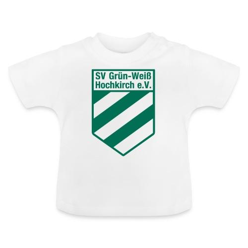 Buttons mit Logo der GWH! - Baby T-Shirt