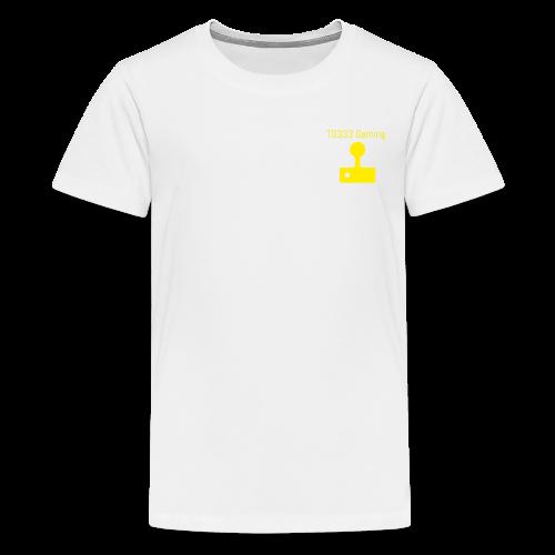 TG333 Gaming Kids T-Shirt - Teenage Premium T-Shirt