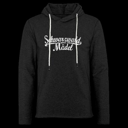 Schwarzwald Mädel Classic Vintage (Weiß) S-3XL T-Shirt - Leichtes Kapuzensweatshirt Unisex
