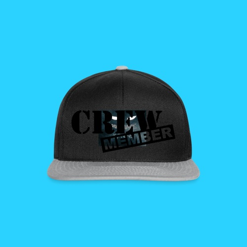 Kazz Longsleeve Shirt - Snapback Cap