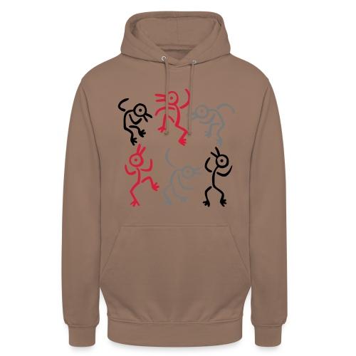 Camiseta danza - Sudadera con capucha unisex