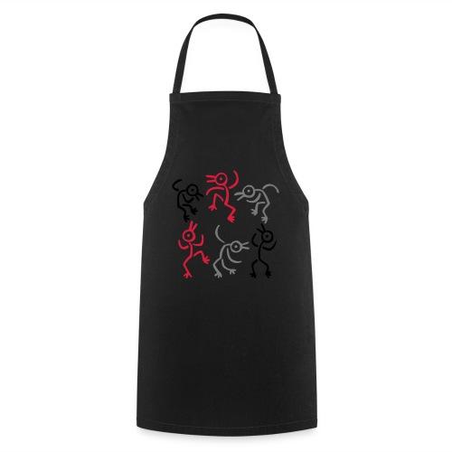 Camiseta danza - Delantal de cocina
