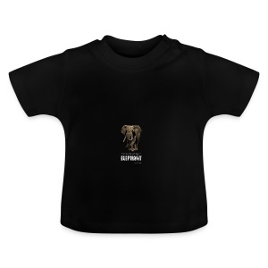 Save the Elephants Campaign : Rucksack - Baby T-Shirt