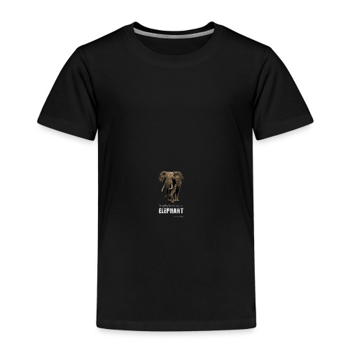 Save the Elephants Campaign : Rucksack - Kids' Premium T-Shirt