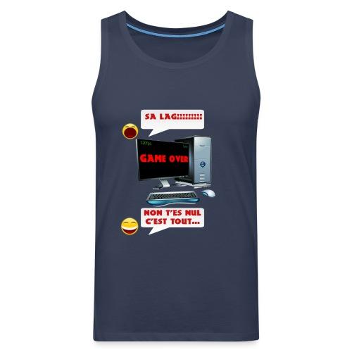 T-shirt Sa lag!!!! - Débardeur Premium Homme