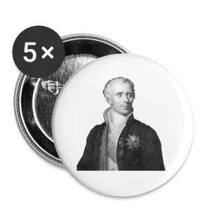 Women's Marquis de Laplace - Buttons small 25 mm