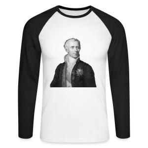 Women's Marquis de Laplace - Men's Long Sleeve Baseball T-Shirt