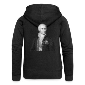 Women's Marquis de Laplace - Women's Premium Hooded Jacket