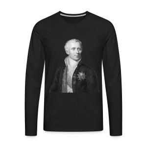 Women's Marquis de Laplace - Men's Premium Longsleeve Shirt