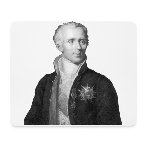 Women's Marquis de Laplace - Mouse Pad (horizontal)