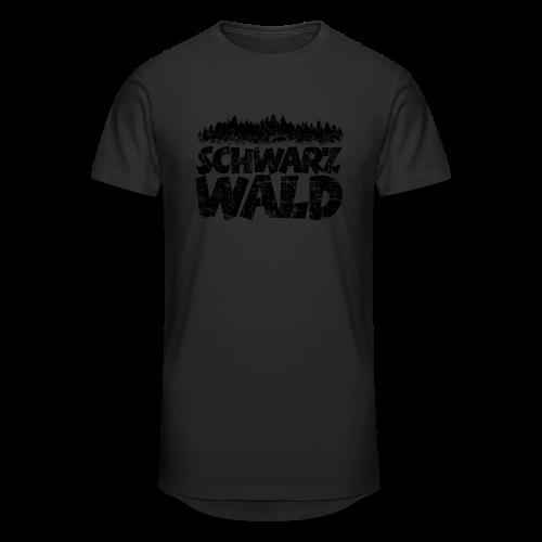 Schwarzwald  S-5XL T-Shirt (Vintage) - Männer Urban Longshirt