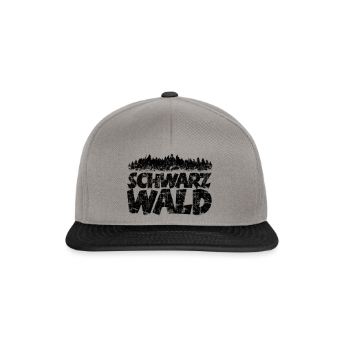 Schwarzwald  S-5XL T-Shirt (Vintage) - Snapback Cap