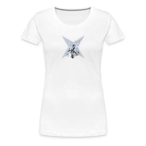 Star - Songtext - Nicht von dieser Welt - Frauen Premium T-Shirt