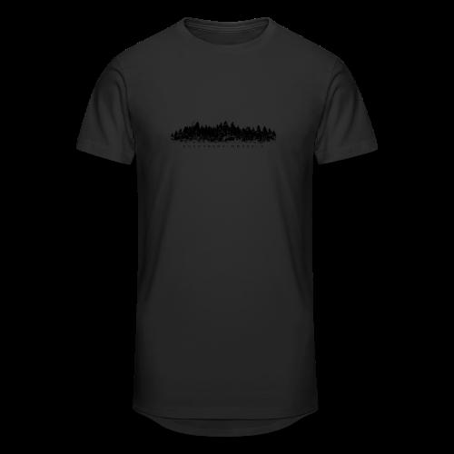 Schwarzwaldmädels Schwarzwald S-3XL T-Shirt - Männer Urban Longshirt