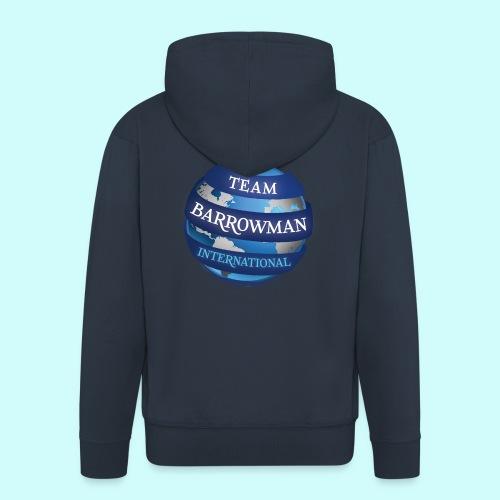 TBI Group Shirt - Men's Premium Hooded Jacket