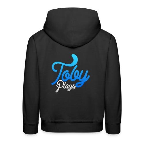 TobyPlays T-skjorte for tenåringer - Premium Barne-hettegenser