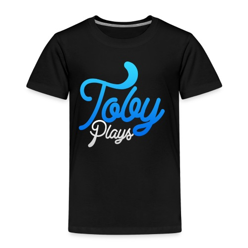 TobyPlays T-skjorte for tenåringer - Premium T-skjorte for barn