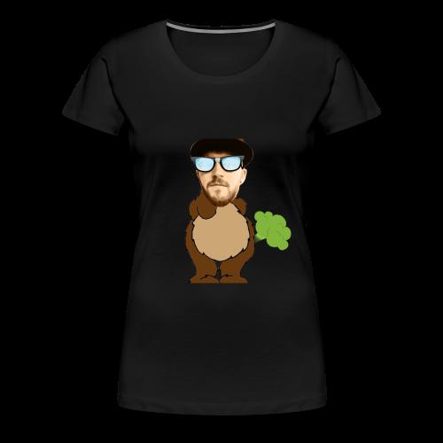 Pupsbaer - Frauen Premium T-Shirt