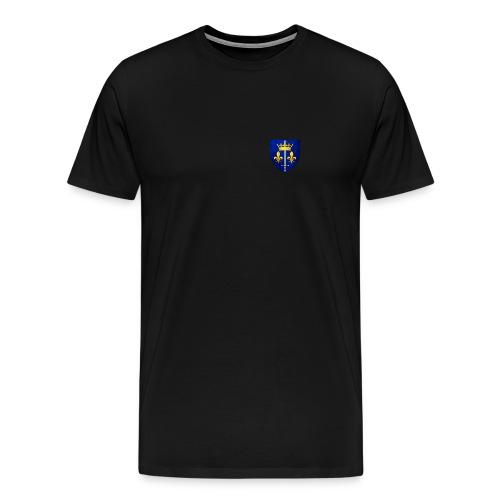 Tee Shirt Blason Jeanne D'Arc - T-shirt Premium Homme