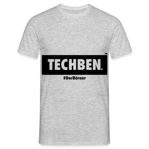 TechBen Hoody (Standard) - Männer T-Shirt