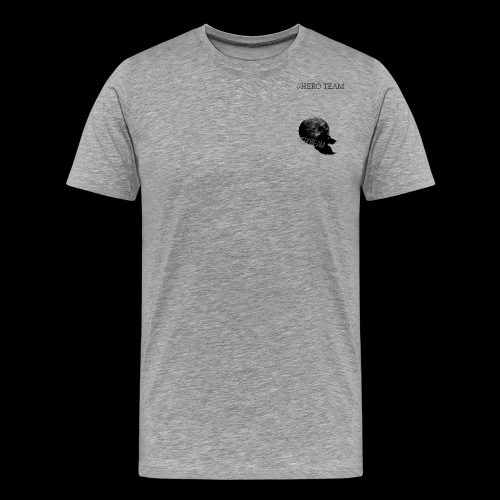 Heroes Are Meant To Be Warm - Men's Premium T-Shirt