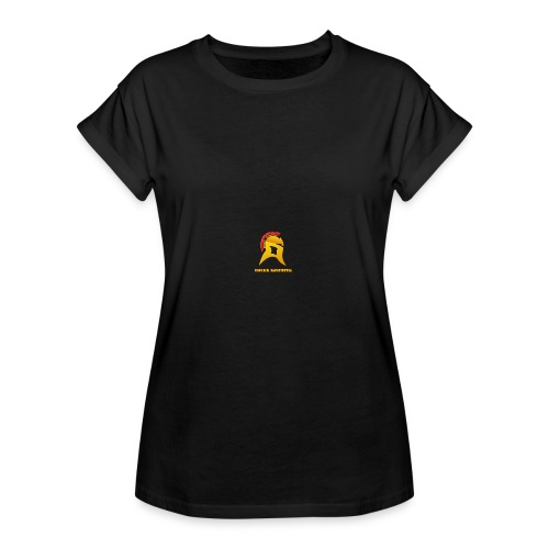 Ares Gaming Snapback Cap - Frauen Oversize T-Shirt