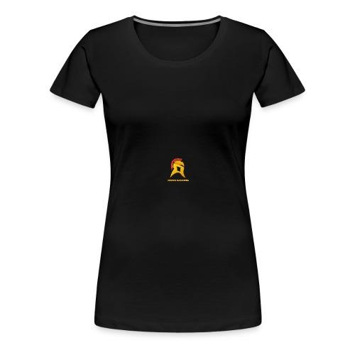 Ares Gaming Snapback Cap - Frauen Premium T-Shirt