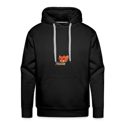 Verdener FüXxe - Cap - schwarz - Männer Premium Hoodie