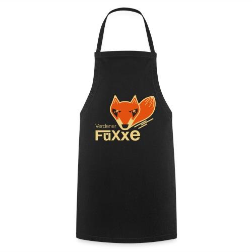 VerdenerFüXxe - Männer Premium T-Shirt - schwarz - Kochschürze